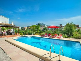 Alcalali Villa Sleeps 8 With Pool And Air Con photos Exterior