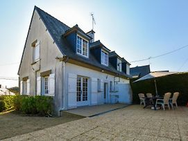 Semi-Detached Home With Garden, 500M From The Beach, Golf Course - Cote D'Armor photos Exterior