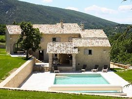 Bonnieux Villa Sleeps 8 With Pool And Wifi photos Exterior