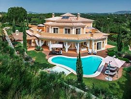 Quinta Do Lago Villa Sleeps 14 With Pool Air Con And Wifi photos Exterior