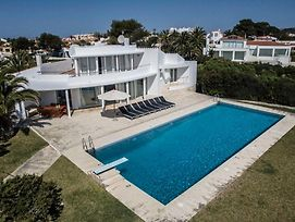 Cala'N Blanes Villa Sleeps 8 With Pool And Wifi photos Exterior