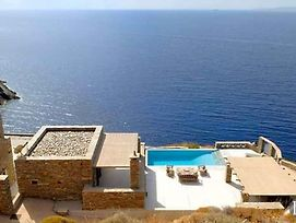 Korissia Villa Sleeps 10 With Pool Air Con And Wifi photos Exterior