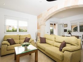 Cala'N Blanes Villa Sleeps 8 With Pool Air Con And Wifi photos Exterior