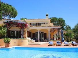 Quinta Do Lago Villa Sleeps 8 Pool Air Con Wifi photos Exterior