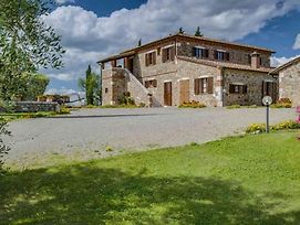 Rocca D'Orcia Villa Sleeps 13 With Pool And Wifi photos Exterior