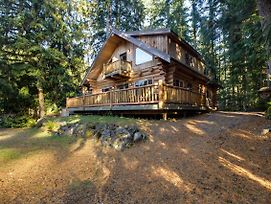 Snowline Cabin #33 - A Stunning Family Log Home With A Hot Tub And Wifi! photos Exterior