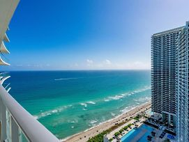 Miami! 2905 Hyde Beach Ocean View! photos Exterior