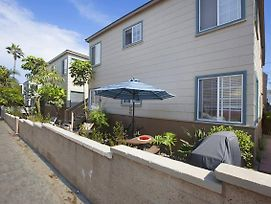 Cozy Mission Beach Bungalow Steps To Sand Patio photos Exterior