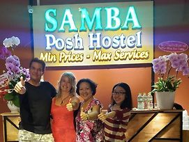 Samba Posh Hostel photos Exterior