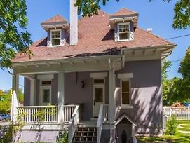 Basement 2 Bedroom Apartment In Historic Victorian Home Near Slc Downtown photos Exterior