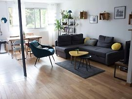 Sublime Bright And Spacious Apt Buttes Chaumont photos Exterior