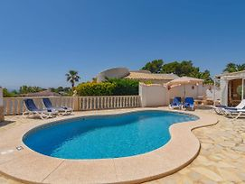 Luxurious Villa In Altea With Private Pool photos Exterior