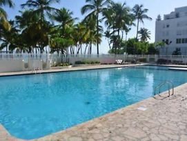 Beach Front Apt At Marbella Del Caribe 6 photos Exterior