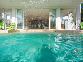 Luxury Villa Waterfall,Cocotal Golf, 5Br,Maid,Pool photos Exterior