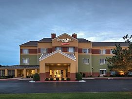 Springhill Suites By Marriott Lawton photos Exterior