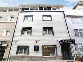 Serenity Hotel Istanbul photos Exterior