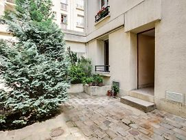 Pont Mirabeau Studio With Terrace By Guestready photos Exterior