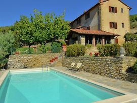 Lovely Villa In Cortona With Swimming Pool photos Exterior