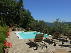 Villa In The Hills Of Cortona, With Private Swimming Pool And Stunning Views photos Exterior