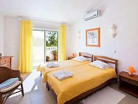 Attractive 3 Bedroom Carvoeiro Villa With Private Heated Pool In Vale Do Milho Air Conditioning Inc photos Exterior