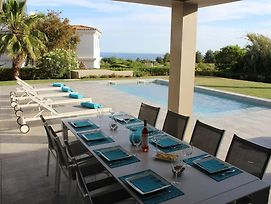 Luxury New Villa In Carvoeiro Heated Pool Ac And Just 300M From The Beach photos Exterior