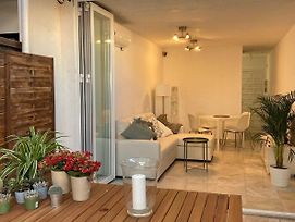 Lovely 2 Bed House With Terrace & Bbq By Aldea Beach photos Exterior