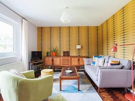 Quirky 2 Bed Apt W Balcony 4 Mins To Stockwell photos Exterior