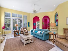 Lil' Bit Of Sunshine~ Truly Inviting 3Br/2 1/2Ba Beach House! photos Exterior