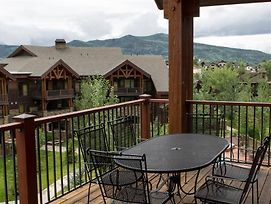 Upscale Steamboat Springs Condo With Deck & Views! photos Exterior