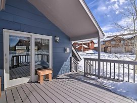Fraser Home W/Private Deck - Views Of Byer'S Peak! photos Exterior