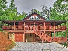 Serene 3Br Sevierville Cabin Near Big Smoky Park photos Exterior