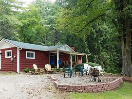 Rustic Asheville Cabin On 20 Acres With Swimming Pond photos Exterior