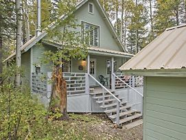 Cute 3Br Cloudcroft Cabin W/Stunning Views! photos Exterior