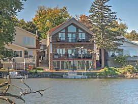 Waterfront Black Hawk Lake Home W/Game Room, Bikes photos Exterior