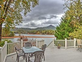 Waterfront 2Br Hiawassee Home W/ Hot Tub! photos Exterior