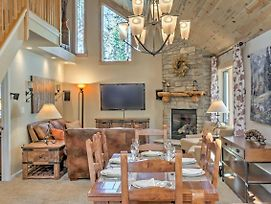 Luxury 4Br Cabin W/2 King Masters On Shuttle Route photos Exterior