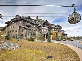 2Br Ski-In/Ski-Out Breckenridge Condo On Peak 7! photos Exterior