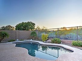 Peoria House W/ Private Pool Near Lake Pleasant! photos Exterior