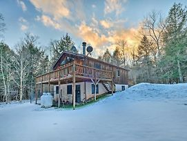 Jewett Cabin W/Viewing Deck - 10 Mins To Skiing! photos Exterior