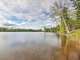 Lakefront Old Forge Home W/Private Boat Ramp+Beach photos Exterior
