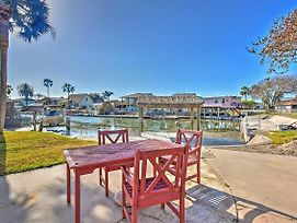 Spacious Waterfront Rockport House W/Private Dock! photos Exterior
