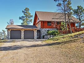 Designer 4Br Spearfish Home W/Mountain Views! photos Exterior