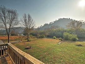 Rustic Hiwassee River Cabin - Near Fly Fishing! photos Exterior