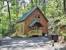 Cabin W/Hot Tub, Game Room- Mins To Dt Gatlinburg! photos Exterior
