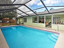 Updated Serene 2Br Spring Hill House W/Pool! photos Exterior