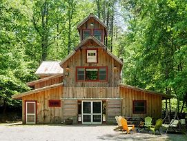 '7 Timbers' Jasper Cabin On 15 Acres W/ Creeks! photos Exterior