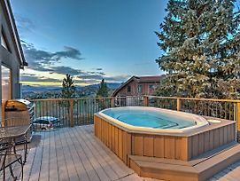 Stunning Steamboat Springs Condo Mins From Skiing! photos Exterior
