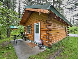 Cozy Seward Studio Cabin W/Grill On Salmon Creek! photos Exterior