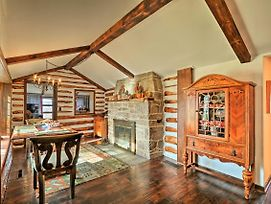 Macungie Cabin W/Fireplace Near Bear Creek Skiing! photos Exterior