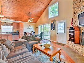 Waterfront High Rock Lake Cottage W/ Private Dock! photos Exterior